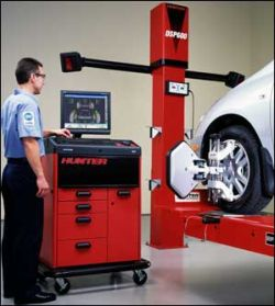 Car Alignment Cost