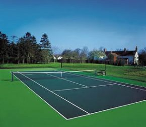 Cost To Build A Tennis Court
