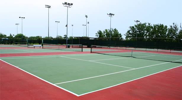 How Much To Build A Tennis Court In Backyard 28 Images: how much does a sport court cost